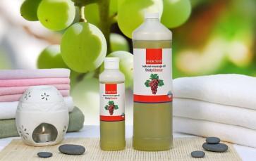 Óleo de Semente de Uva para Massagem