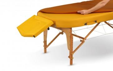 Coberturas à Prova de Óleo para Terapias Ayurvédicas - Oval e Cantos Redondos