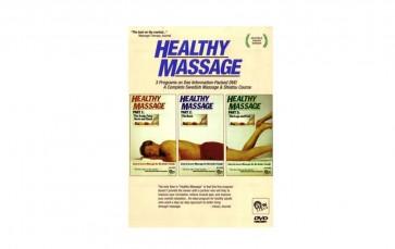 DVD Massagem Saudável