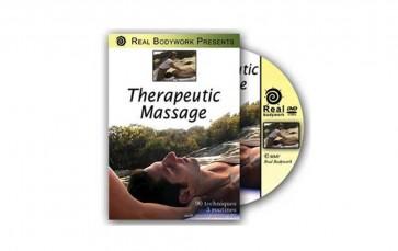 DVD Massagem Terapêutica