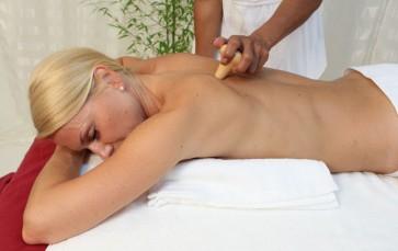 Cogumelo de Massagem