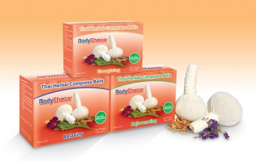 Compressas Herbais Tailandesas