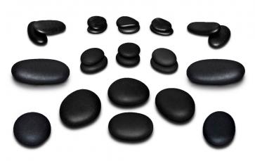 Pedras Naturais para Massagem