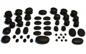 Conjuntos de 40, 59 e 71 Pedras Naturais