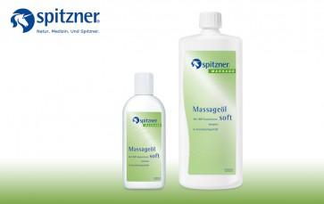Óleo Suave para Massagem Spitzner