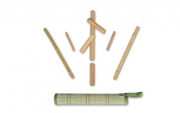 Conjunto para Iniciantes com Acessórios de Bambu BodyChoice