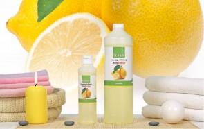 Mistura BodyChoice de Óleos para Massagem de Limão