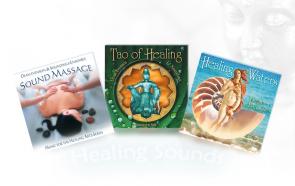 Conjunto de CD's Healing Sounds