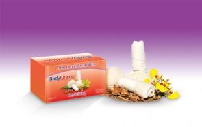 Compressas Herbais Faciais Tailandesas