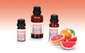 Óleo Essencial Natural de Toranja Rosa e Rubi