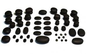 Conjuntos de 18, 40, 59 e 71 Pedras Naturais