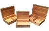 Caixas de Bambu para Pedras