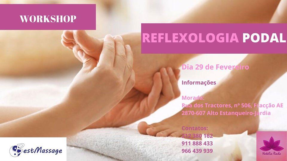 Workshop Reflexologia Podal