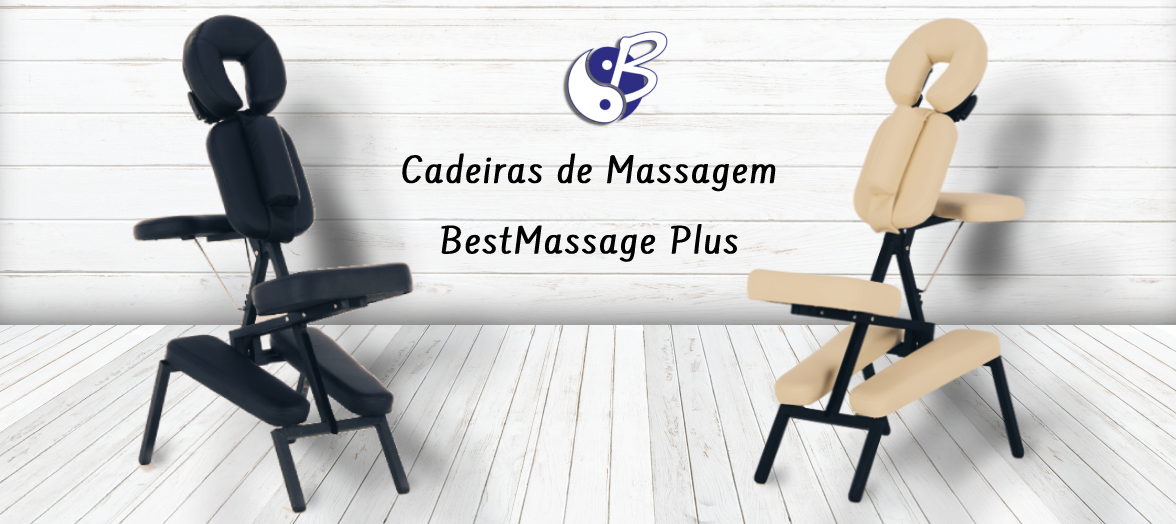 Cadeiras BestMassage Plus