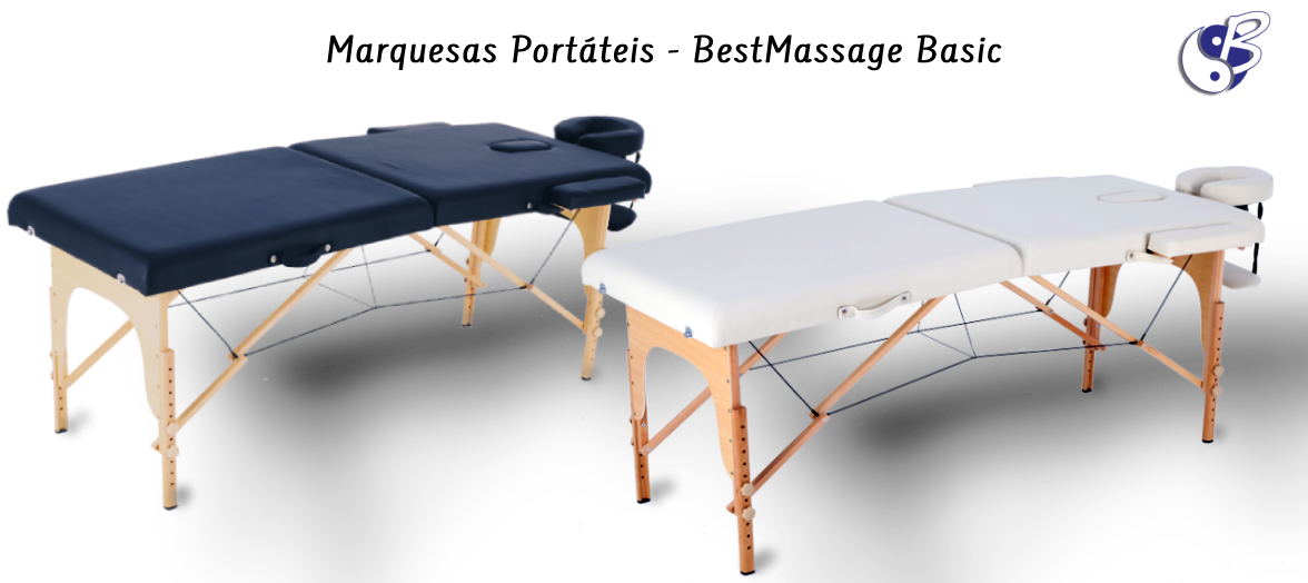Marquesas Portáteis BestMassage Basic